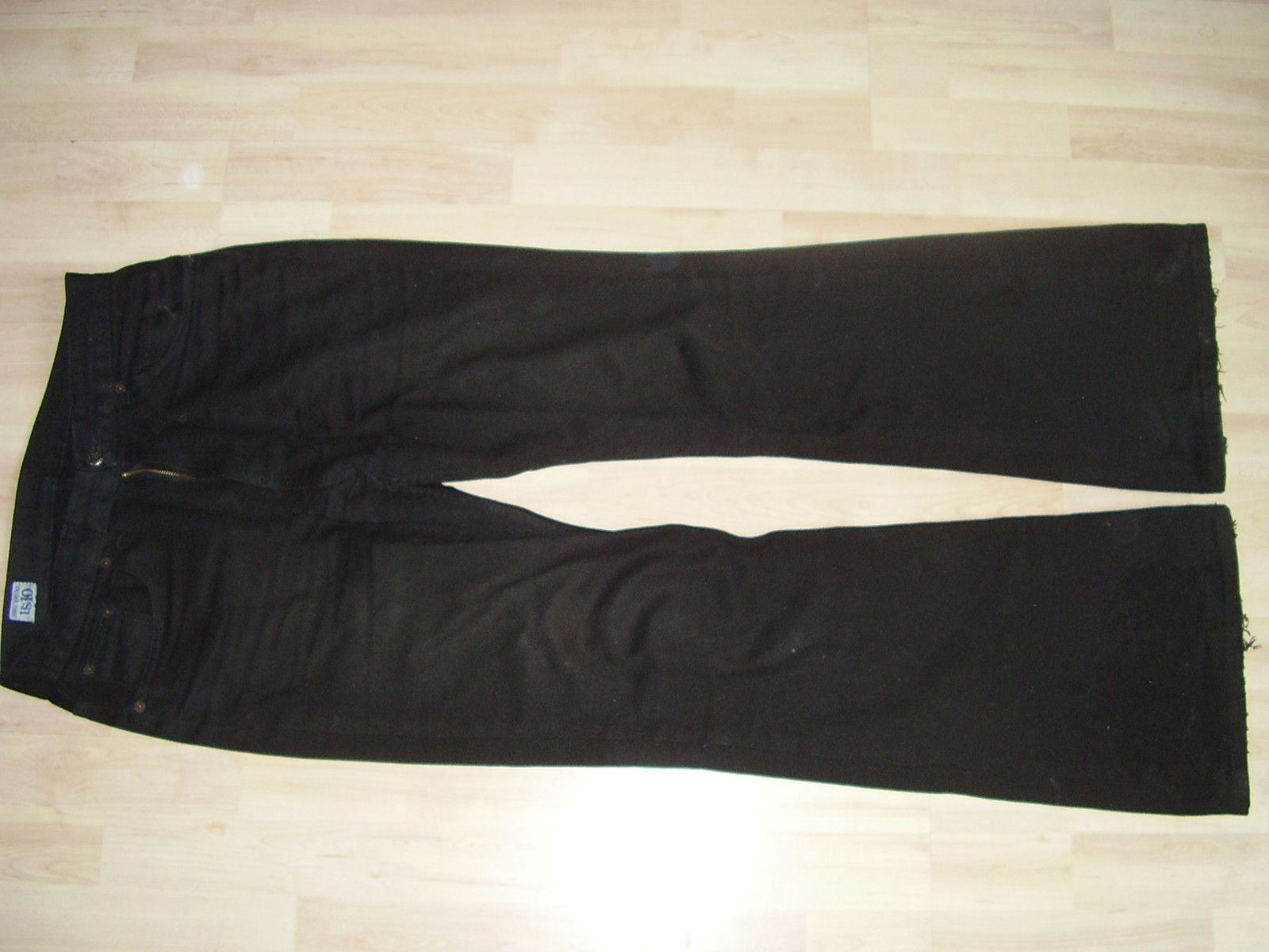 Herren Big Deal Bootcut Jeans Schlaghose W 33   L 34 schwarz 16b7c61724