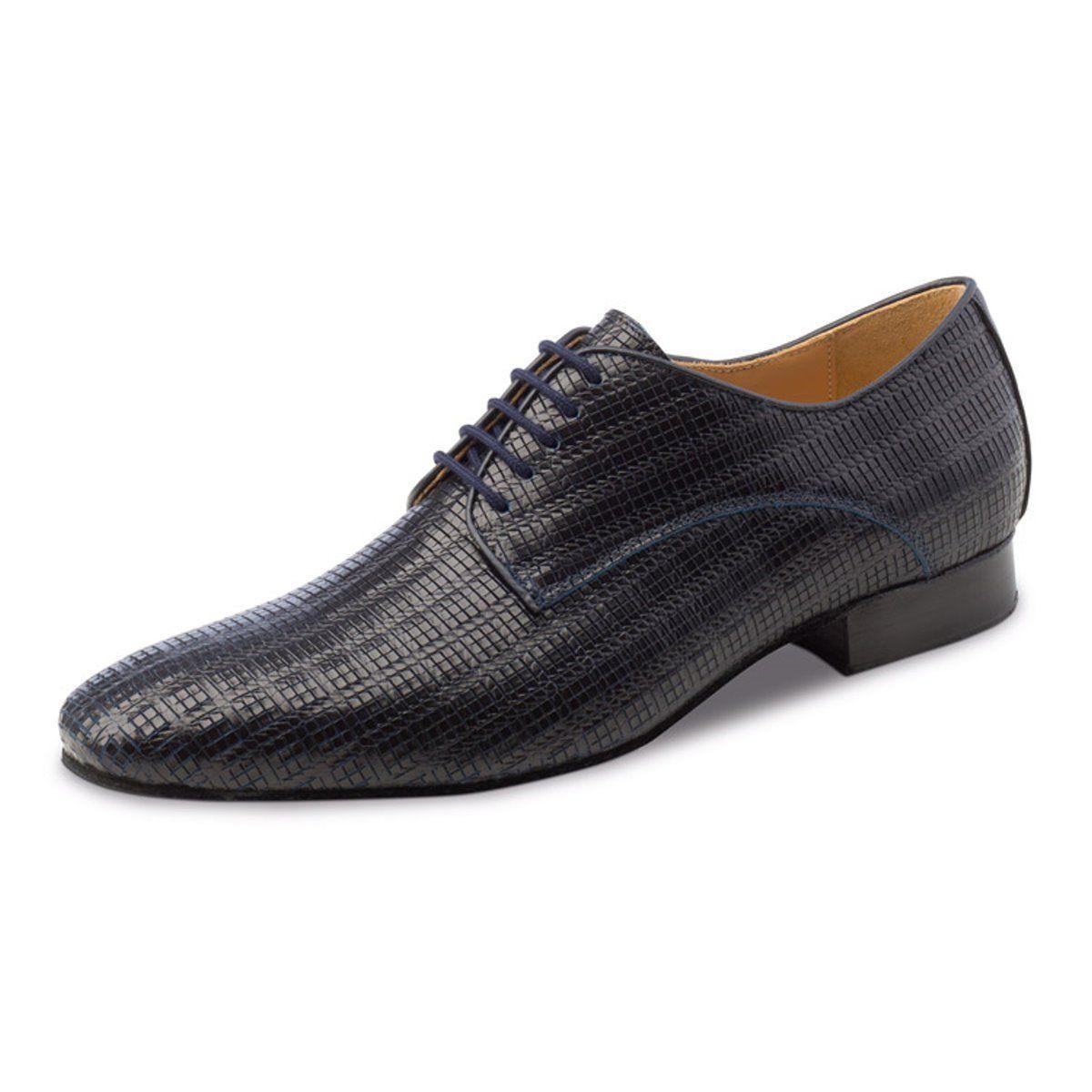 Zapatos negros Werner Kern para hombre ijE8WZnEU