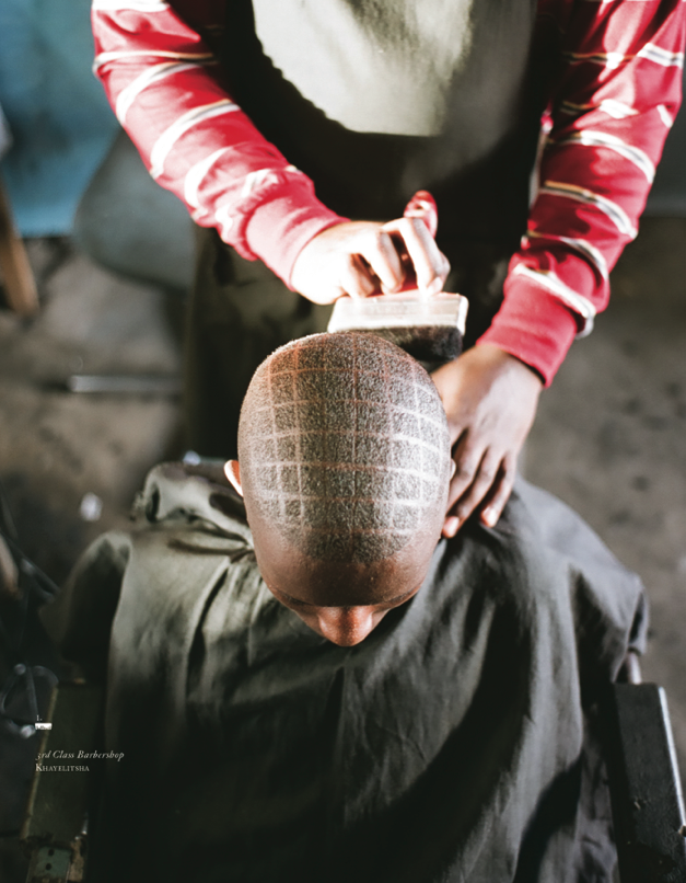 South African Township Barbershops & Salons | Brain Pickings