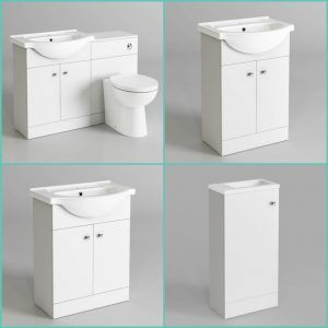 B q bathroom cabinets with lights httpwlol pinterest b q bathroom cabinets with lights aloadofball Image collections