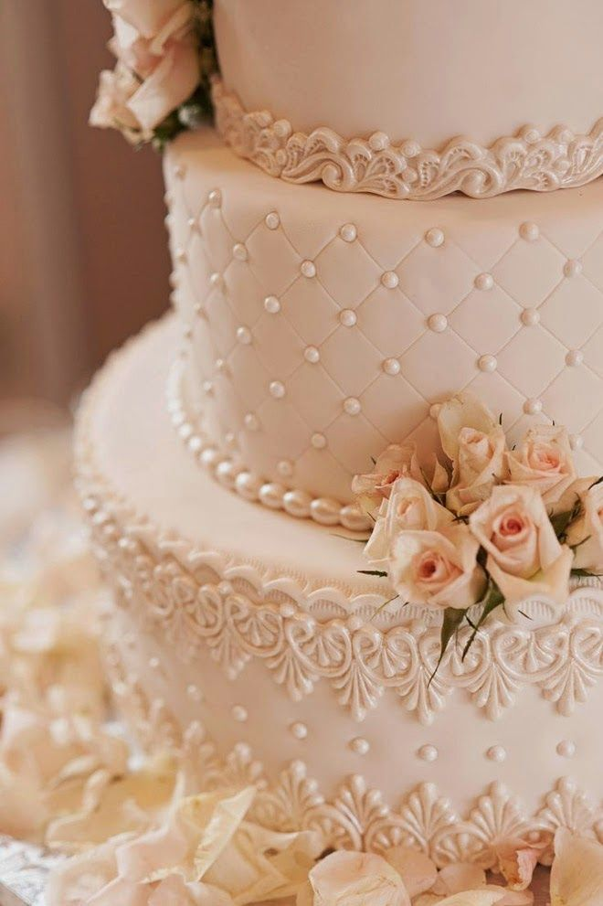 Best Wedding Cakes of 2014 | casa shabby | Torta nuziale