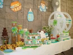 Resultado De Imagen Para Mesa De Postres Para Baby Shower Niño