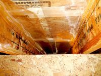 Steps For Repairing A Sagging Or Crowning Floor Joist In Your Home Foundation Repair Diy Home Improvement Home Repairs