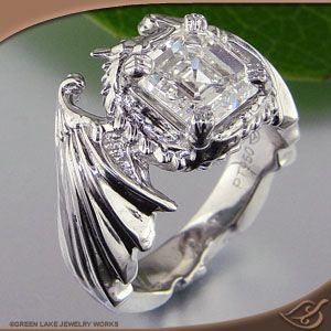 Design Your Own Unique Custom Engagement Ring And Unusual Wedding Bands In  Gold And Platinum   Ideas
