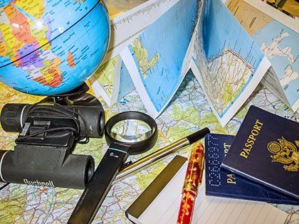 World travel - maps show you the places you\'ll go! Learn ...