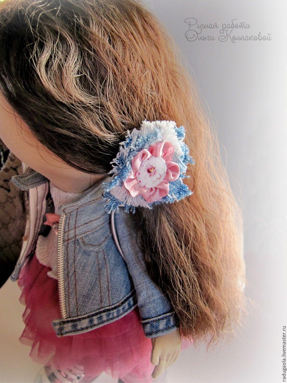 9bbc1d3428d Купить Девочка тинейджер - кукла ручной работы