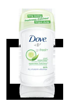 Ultimate™ go fresh® cool essentials™ Anti-Perspirant