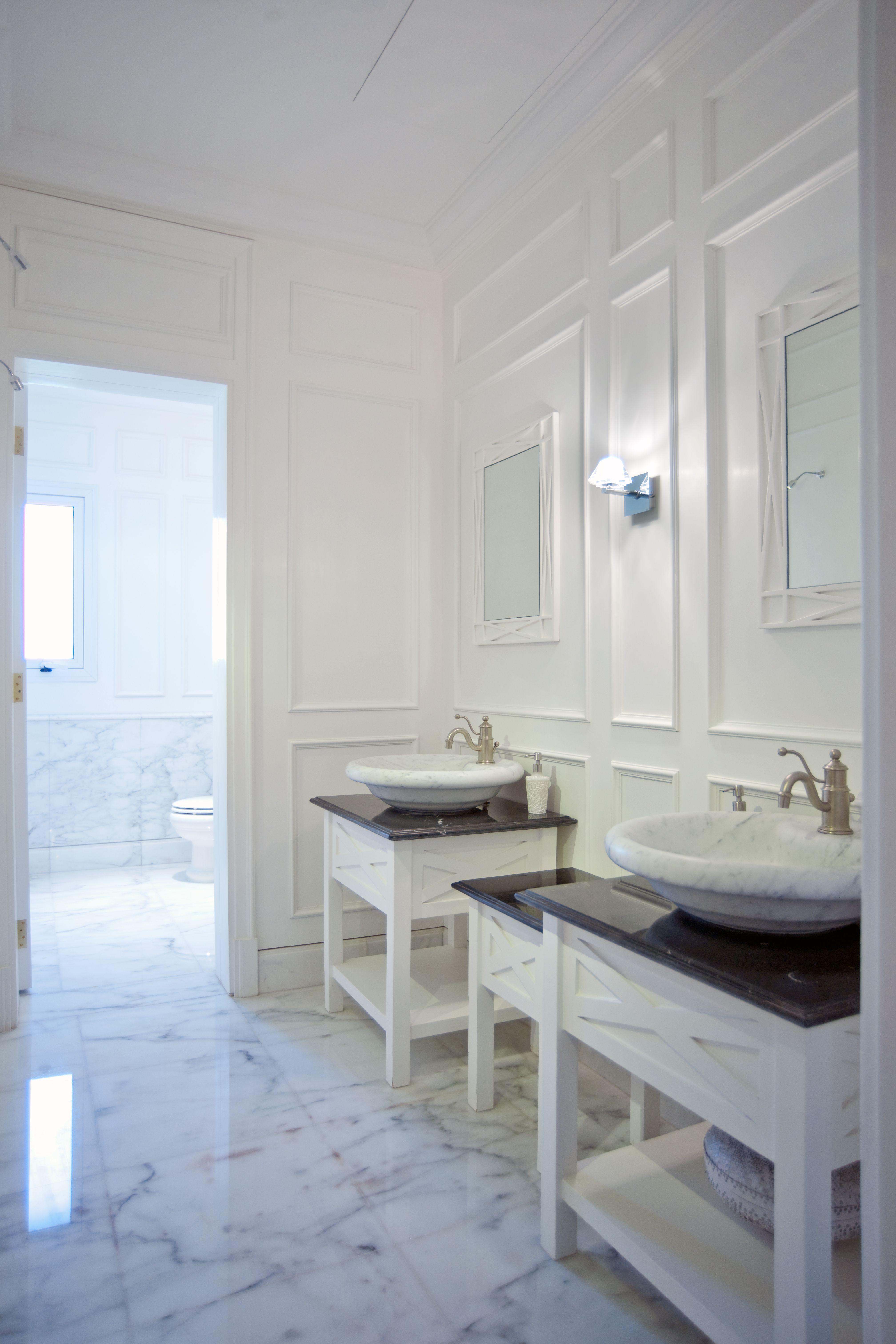 Guest Toilet Modern Classic Bathrooms Classic Bathroom Classic