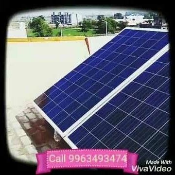 Id Love To Hear Your Thoughts One Kilowatt Off Grid Plant Installation Off Grid Solar Solar Panels