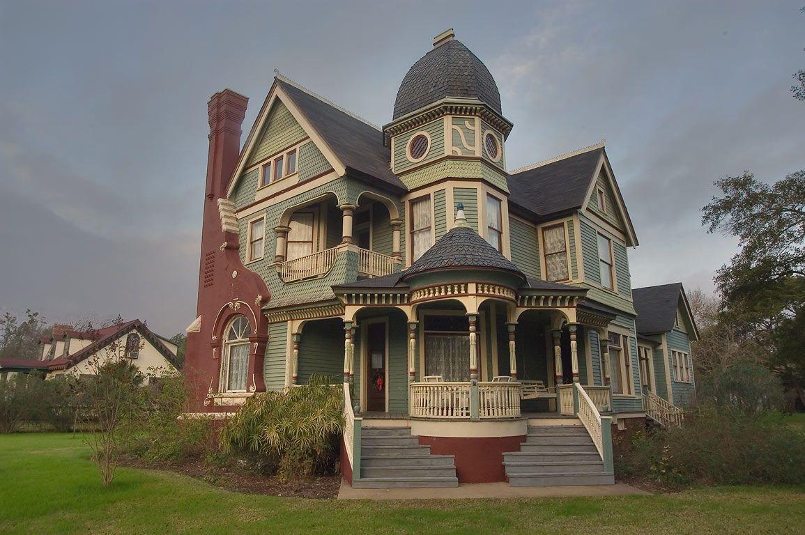 Victorian Style Houses Queen Anne Garrell Associates Inc Victorian House Plans Victorian Homes Victorian Style Homes