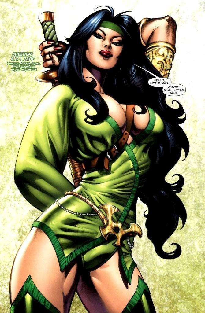 Hottest DC Super Villains | List of Hot Supervillains in DC