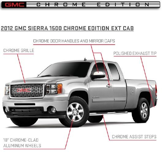 Gmc Sierra Chrome Edition In Cincinnati Gmc Buick Gmc Gmc Sierra