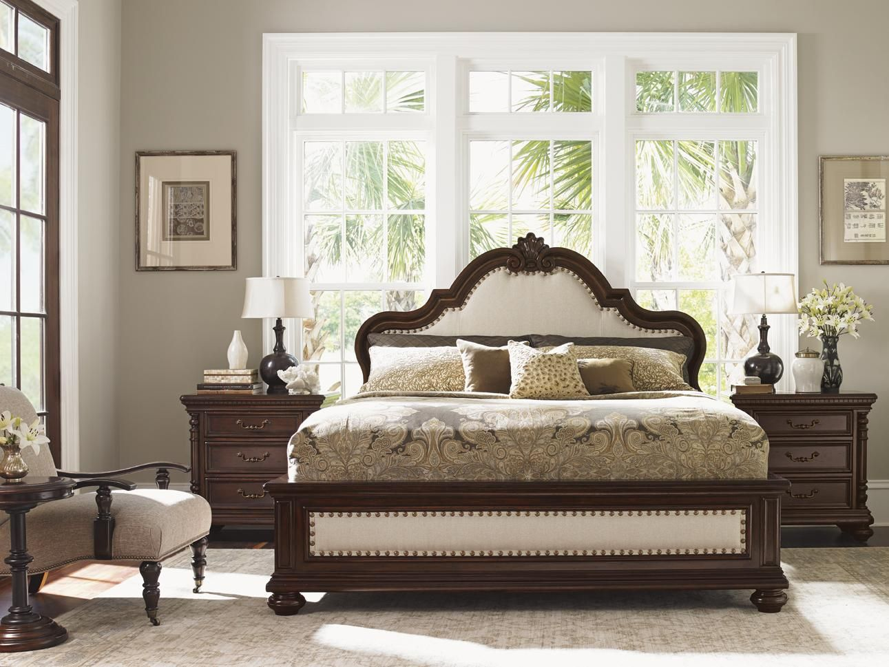 Kilimanjaro Bedroom Group by Tommy Bahama Home Tommy