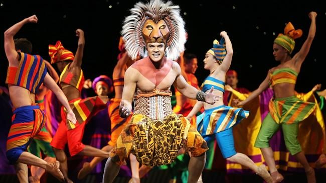 Rugby Player Nicholas To Feature In Disney S The Lion King