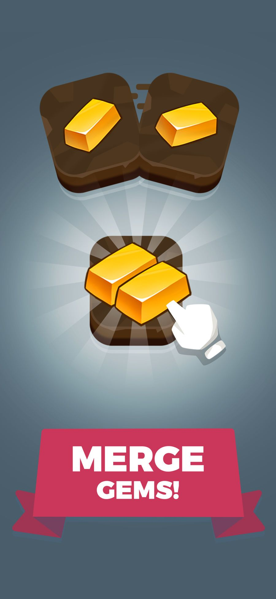 Merge gems puzzlesimulationappsios ios apps gems