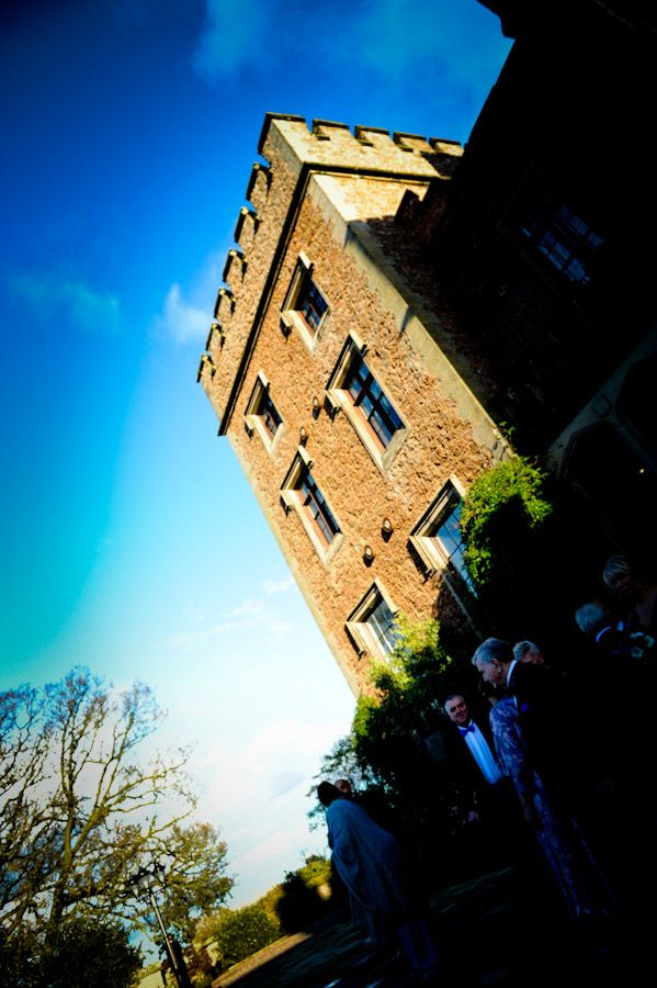This is Rowton castle in Shropshire ,   Creative wedding ...