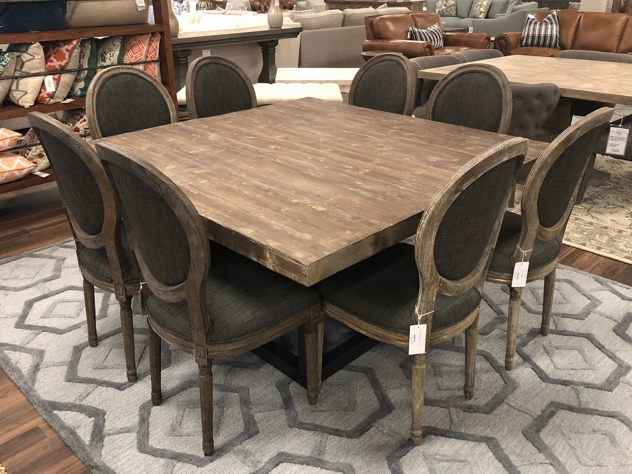 Pin On Classic Carolina Home Dining Tables