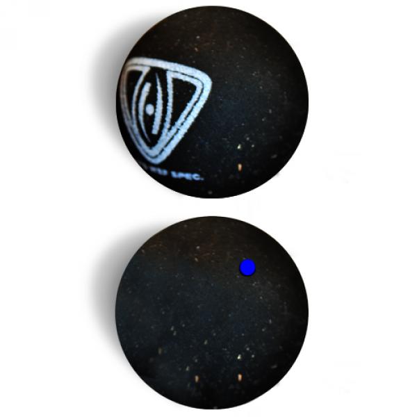 Blue Dot - Squash Ball - Harrow