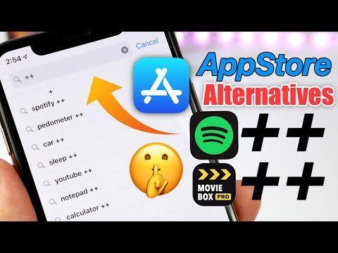 Apps Alternatives in AppStore (No Revokes) TweakBox, Tutuapp