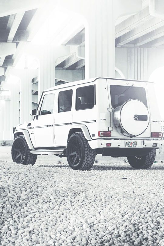 Fullthrottleauto Mercedes Benz G55 Amg Adv6 M V2 By Adv1wheels