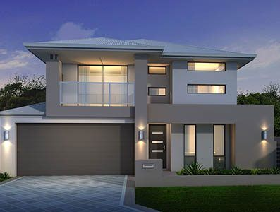 Two Storey Home Builders Perth, House Plans, Designs | Great Living Homes