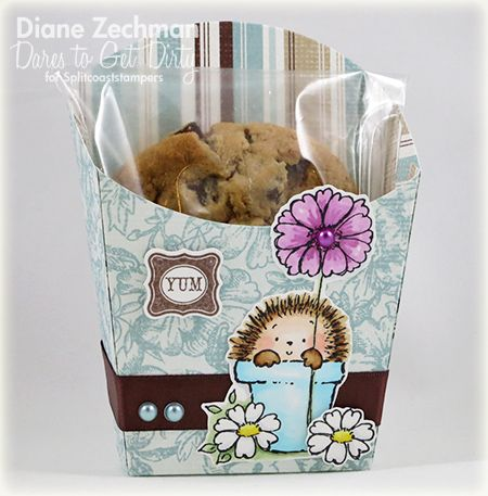 DTGD13ArizonaMaine ~ chocolate chunk- yum! by cookiestamper - Cards and Paper Crafts at Splitcoaststampers