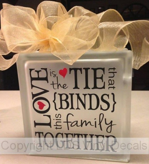 CLEARANCE LOVE Is The Tie That Binds This Family TOGETHER