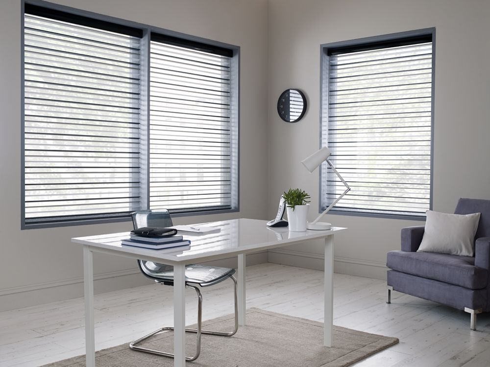 Horizon Blinds For Your Office Windows