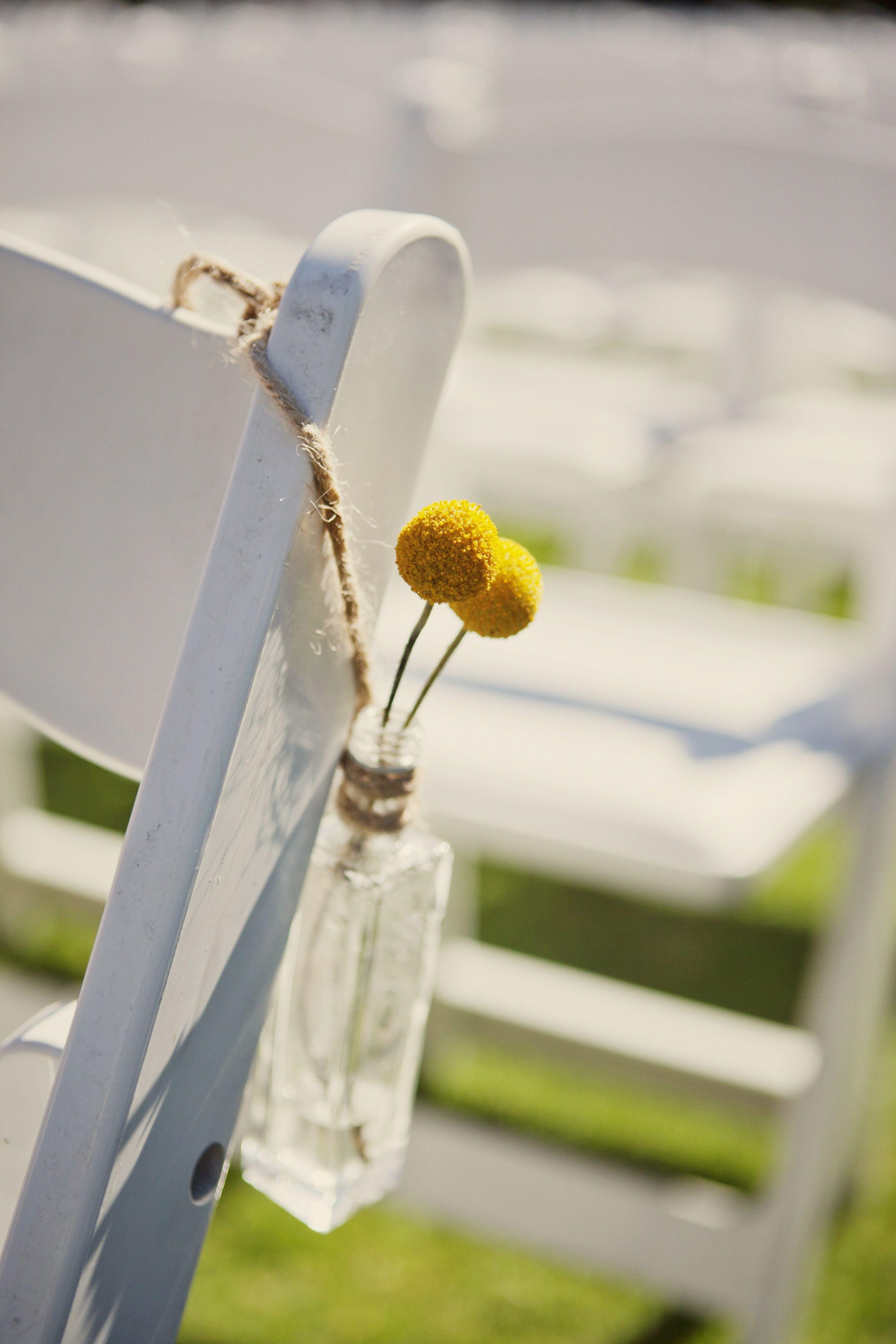 Wedding aisle decor ideas diy  Photo via