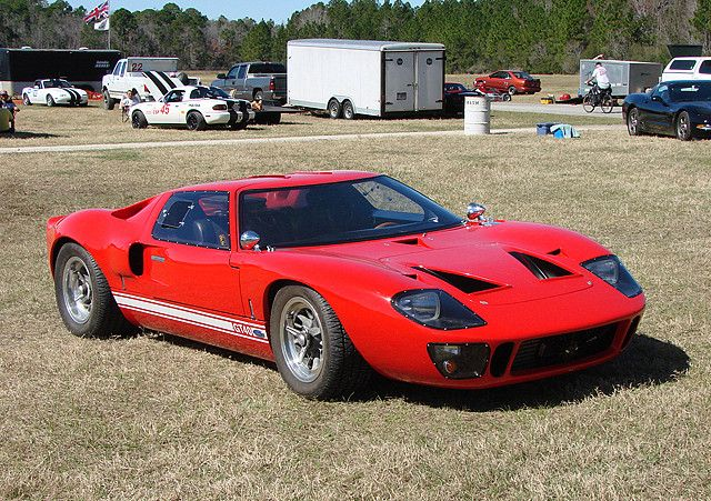 Factory Five Ford Gt 40 Kit Car Ford Gt Factory Five Kit Cars