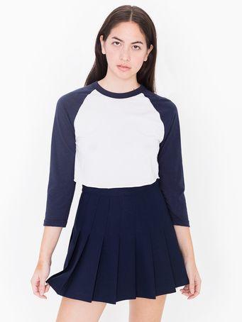 de07dc4733 Tennis Skirt | American Apparel | Casual Wear | American apparel ...