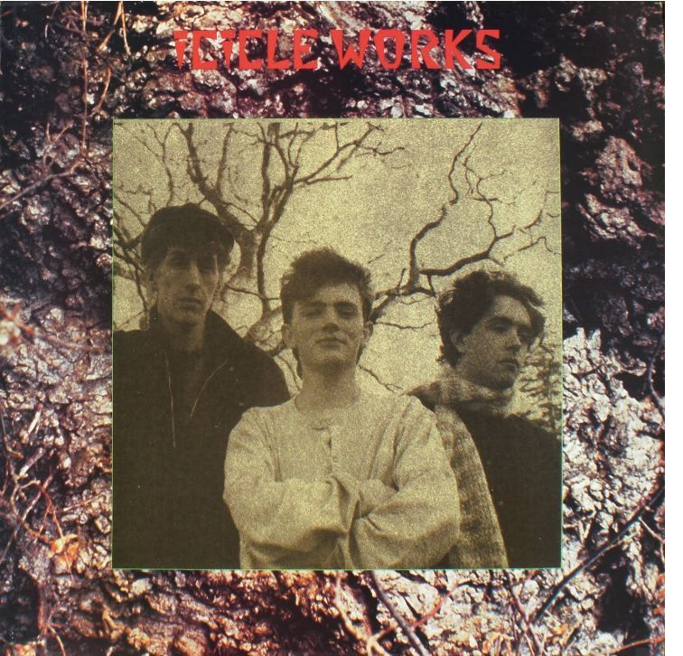 "ICICLE WORKS - S/T [1984]: it's a bit of a young man's record and made for then (unusual for pop/rock, really) and about his coming to age, sexual awakening, discovering poetry, and themes as old and dusty as a copy of Homer. ""Love Is A Wonderful Color"" is fantastic. The leadoff single, ""Whisper To A Scream"" you all know. ***1/2 stars"