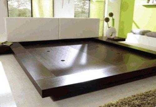 Cama japonesa minimalista hogar pinterest bedrooms - Tatami cama japonesa ...