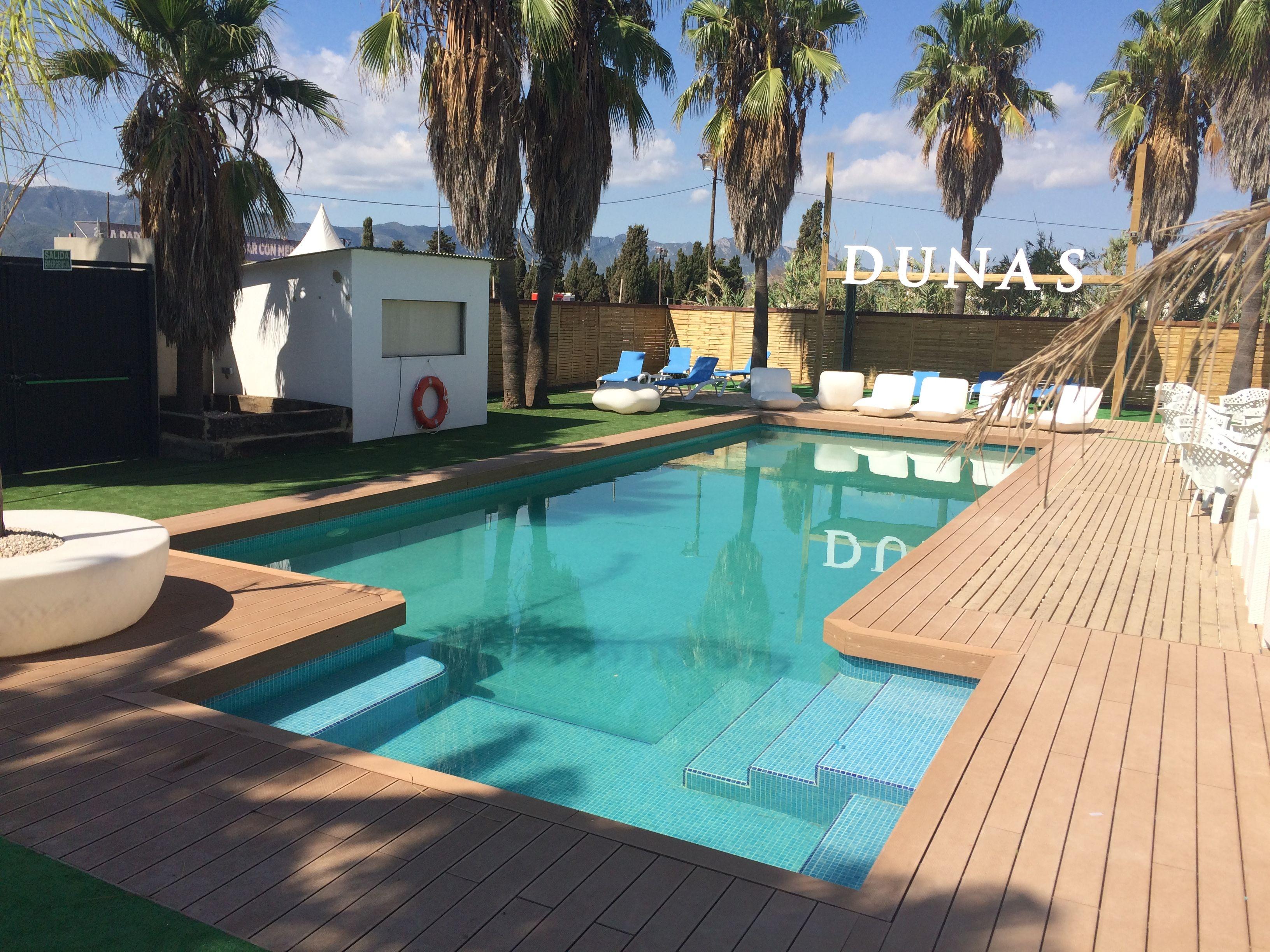 Piscina de hormig n empresa valenciana especializada en for Construccion de piscinas temperadas