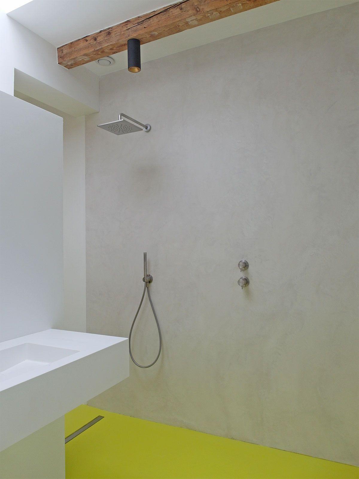 Gietvloer badkamer Amsterdam | Pinterest | Interiors