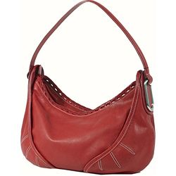 Charlotte Reid Large Leather Shoulder Bag The Perfect Stylish Way To Hold All Your Everyday