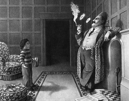"""the unique style of chris van allsburg Pdf 