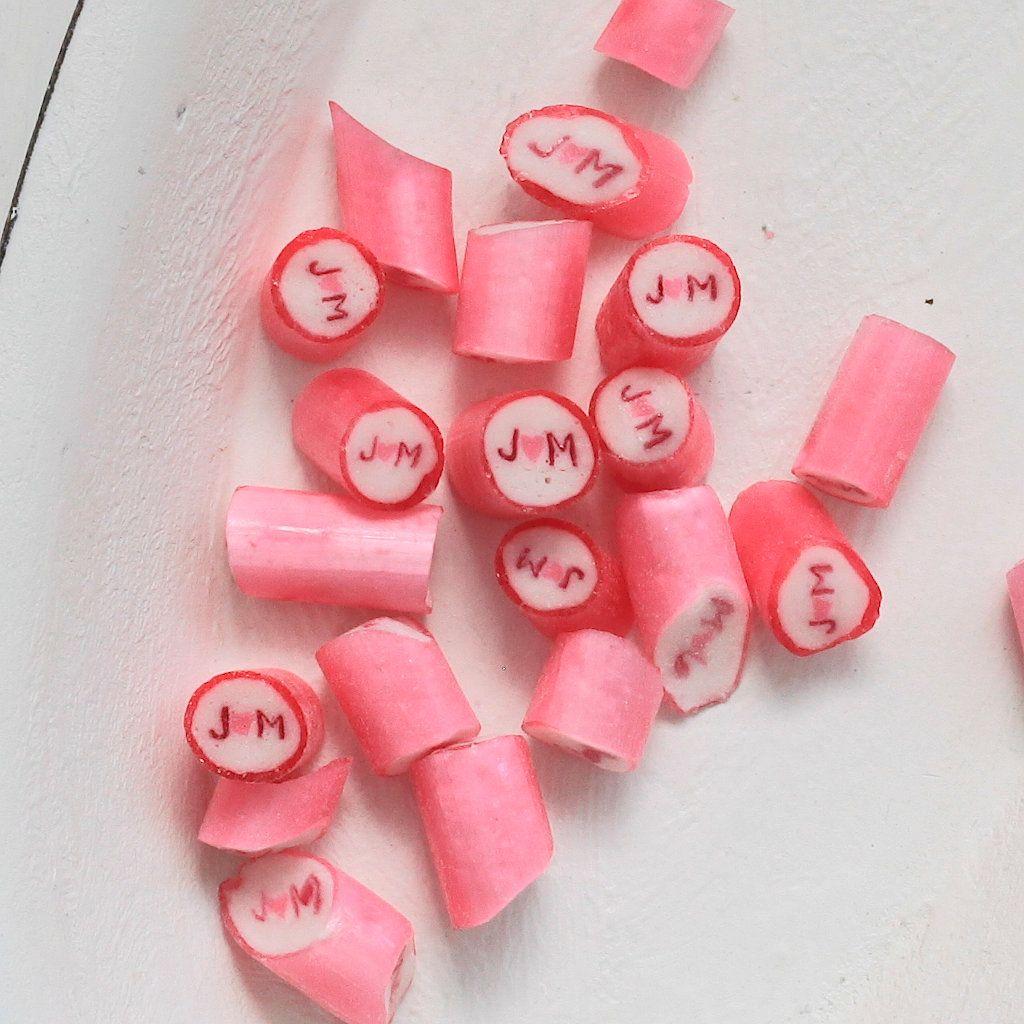 Hochzeits Bonbons Von Sweetpoppet Handgemacht Individuell Bonbon Gastgeschenke Geschenke