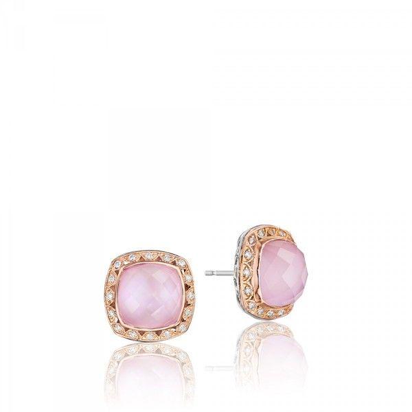 Tacori Blushing Rose liked on Polyvore my style Pinterest