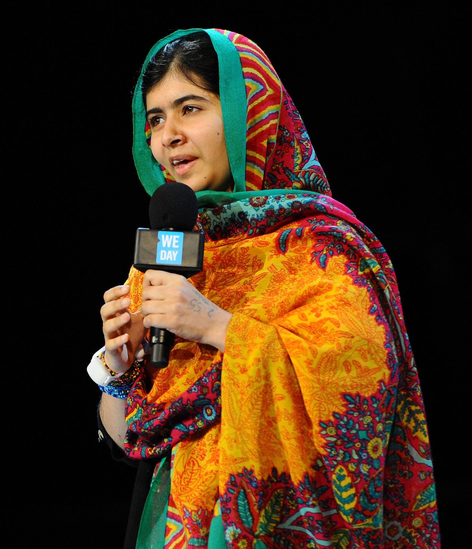 Nobel Peace Prize winner Malala Yousafzai's most inspiring quotes!