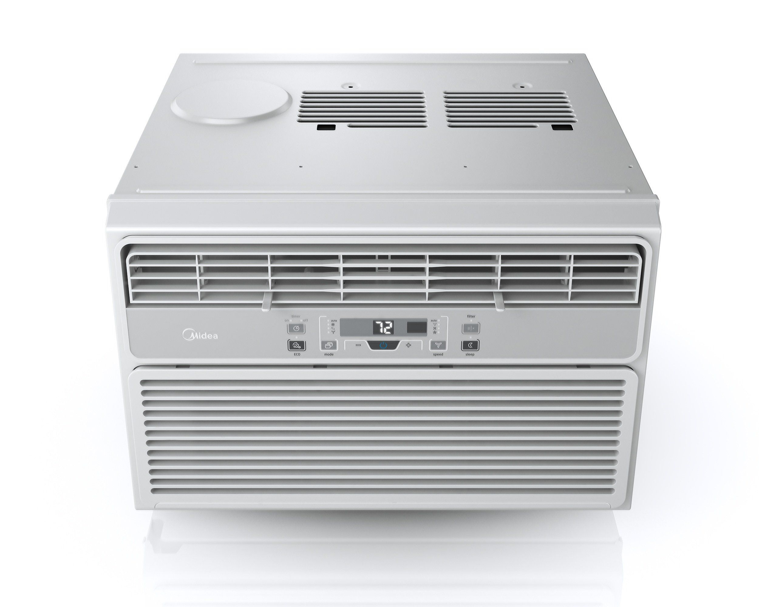 Midea Easycool Window Air Conditioner And Dehumidifier With Timer12000btu Read More R Window Air Conditioner Air Conditioner Casement Window Air Conditioner