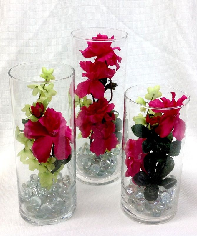 We Rent Centerpieces Celebrations Llc Offers Tall And Petite Silk