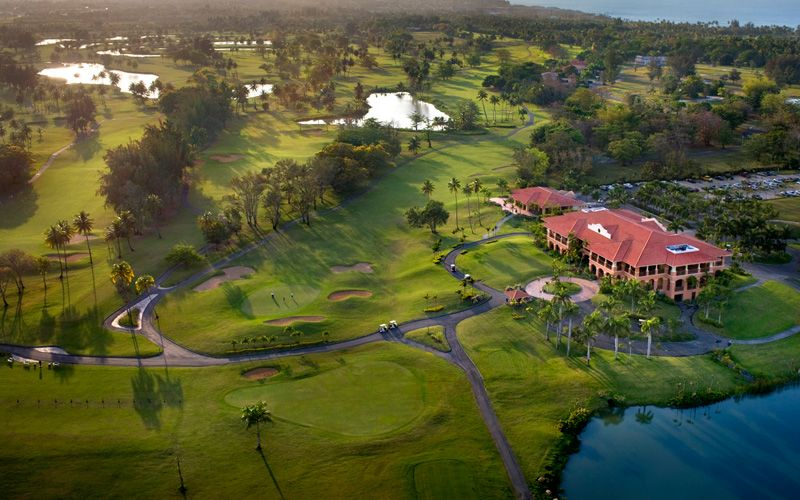 Caribbean Tpc Golf Packages Puerto Rico Dorado Beach Resort