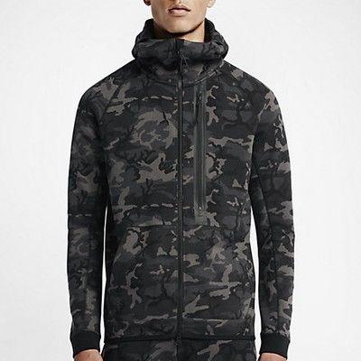 Nike Tech Fleece Camo Full-Zip