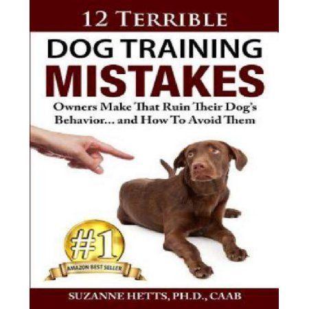 Pets Gs Dogs Dog Training Best Dog Training Books Dog
