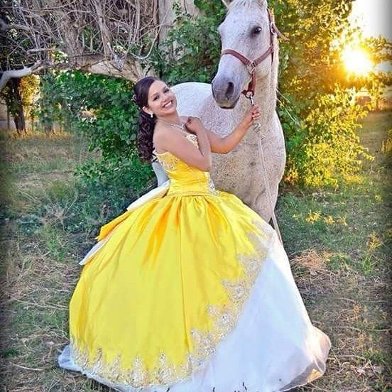5 Yellow Quinceanera Dresses To Die For