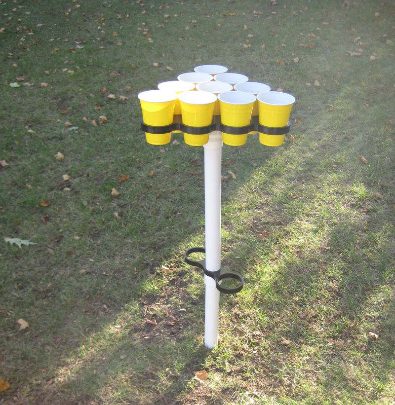 TABLELESSPONG.COM - Beer pong without a table.