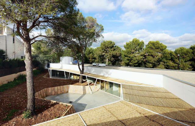 Flexo Arquitectura | Centro dia Pensament | HIC Arquitectura