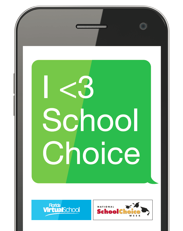 What do you love about school choice? FLVS