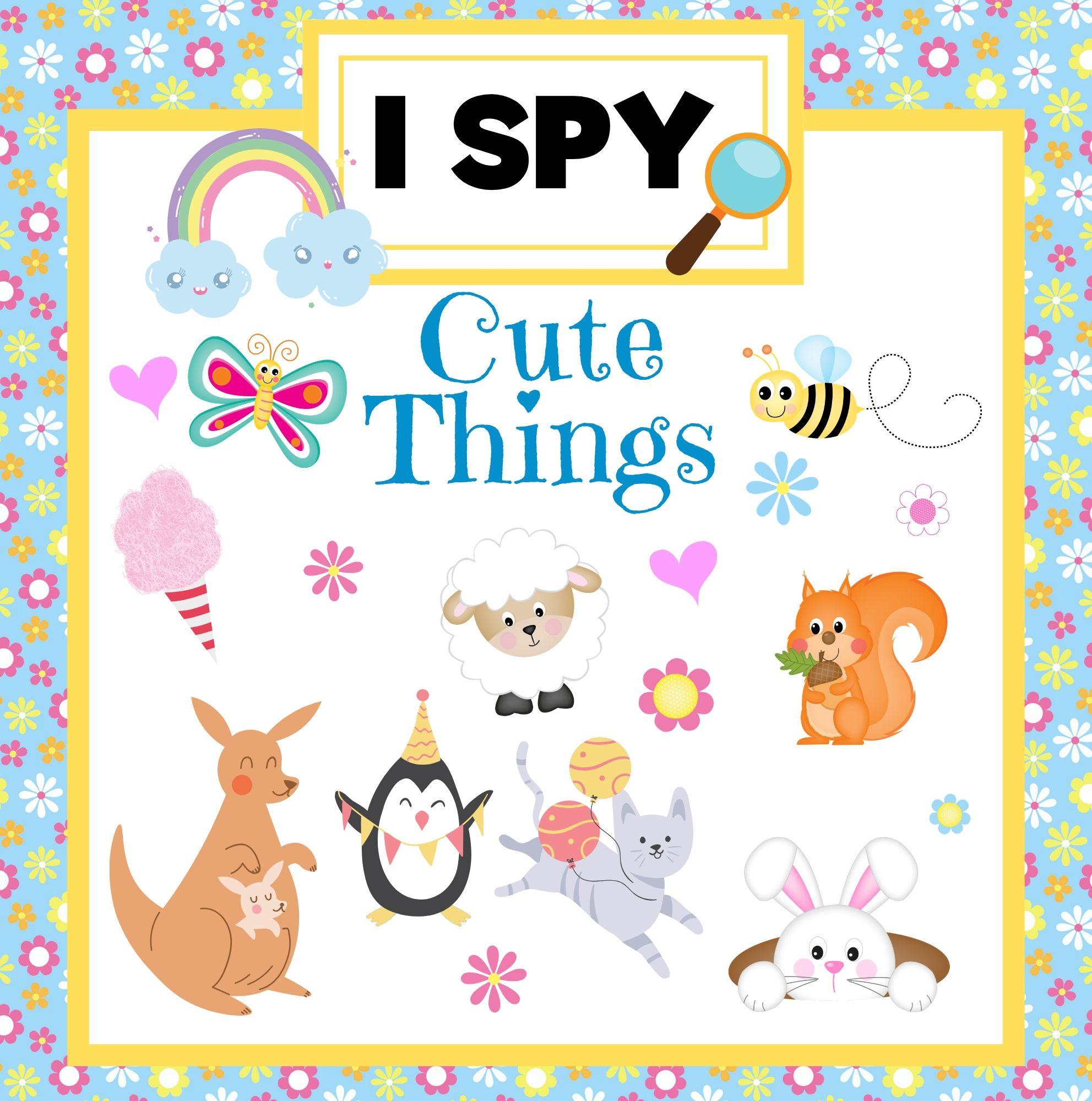 I Spy Cute Things